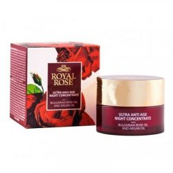 Royal rose arckrém éjsz.bőröreg.késlelte 40 ml