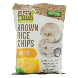 Rice up rizs chips sajtos 60 g