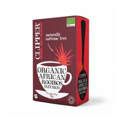 Clipper bio rooibos tea 20 filter