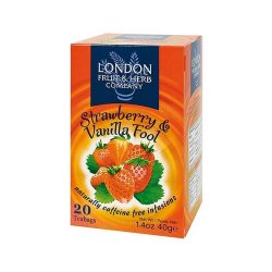 London eper-vanília tea 20 filter