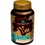 Bio rainforest foods chlorella&spirulina 500mg tabletta 300db