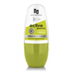 AA DEO Active Green Tea 50 ml   - Életmód ABC