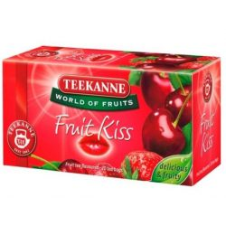 Teekanne fruit kiss tea 20 filter - Életmód ABC