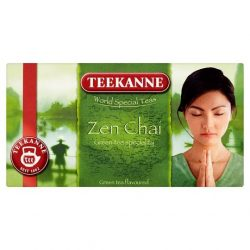 Teekanne zen chai green tea 20 filter   - Életmód ABC
