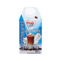 Magic milk laktózmentes jegeskávé 500 ml   - Életmód ABC