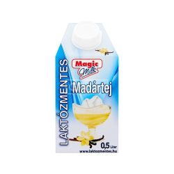 Magic milk laktózmentes madártej 500 ml   - Életmód ABC