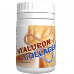 Vita crystal hyaluron collagen kapszula 100 db - Életmód ABC