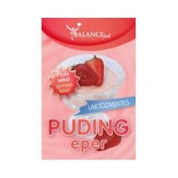Balance food low carb instant eperpuding 60 g   - Életmód ABC