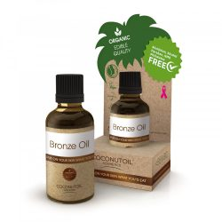 Coconutoil cosmetics bio bronz olaj - bronze oil 95 ml