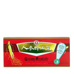 Dr.chen ginseng ampulla royal jelly 10x10 ml   - Életmód ABC