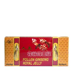 Dr.chen pollen ginseng royal jelly ampulla 10x10 ml - Életmód ABC