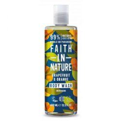 Faith in nature tus-habf. Grapef. 400 ml   - Életmód ABC