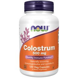 Now colostrum 500 mg 120 kapszula - Életmód ABC