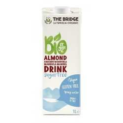 The bridge bio mandula ital cukormentes 1000 ml