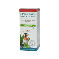 Herbal swiss medical szirup 150 ml   - Életmód ABC
