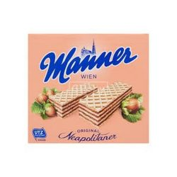Manner original mogyorókrémes ostya 75 g